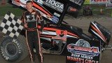 Tony Stewart's right-rear tire struck Kevin Ward Jr. and threw him an estimated 20 to 30 feet, fatally injuring him