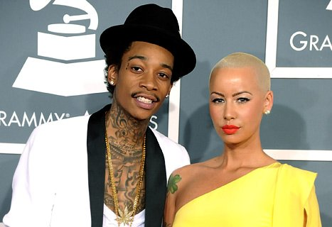 Amber Rose filed for divorce from Wiz Khalifa after just 14 months of marriage