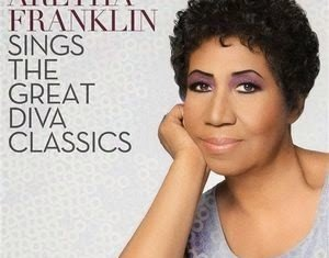 Aretha Franklin Sings the Great Diva Classics will be released on October 21