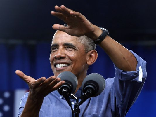Barack Obama has said he will continue to press Congress to raise the federal minimum wage as the US rebounds from recession