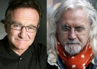 Billy Connolly said he thinks Robin Williams tried to say goodbye during their last phone call before committing suicide