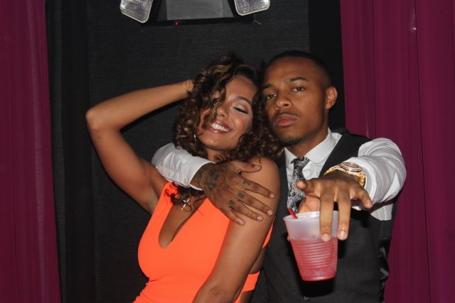 Bow Wow and Erica Mena got engaged, after just six months of dating