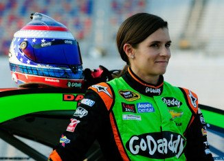 Danica Patrick has scored her career best finish after entering Sunday's Sprint Cup Series race at Atlanta Motor Speedway