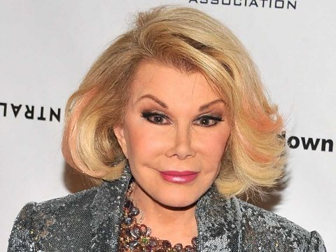 Doctors started the process of bringing Joan Rivers out of a medically induced coma