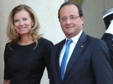 Francois Hollande has condemned an accusation by his former partner Valerie Trierweiler that he hates the poor as a lie