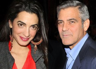 George Clooney, 53, married Amal Alamuddin, 36, in a private ceremony in Venice