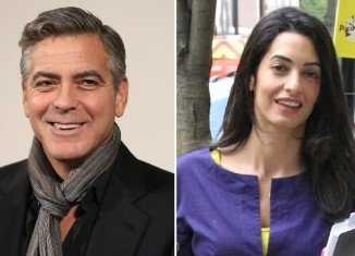 George Clooney has married Amal Alamuddin in Venice