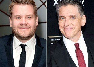 James Corden has been confirmed as Craig Ferguson's successor as host of CBS' The Late Late Show