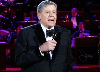 Jerry Lewis was honored as a Member of the Order of Australia