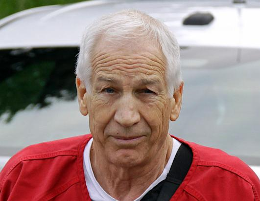Jerry Sandusky was convicted in 2012 for abusing ten boys and is serving a lengthy state prison sentence