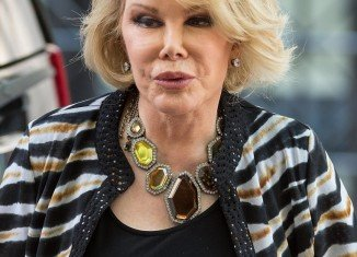 Joan Rivers died on Thursday, September 4, at 1.17 PM