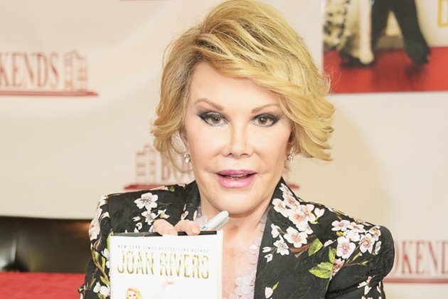 Joan Rivers has been moved out of intensive care and into a private room at Mount Sinai Hospital in New York