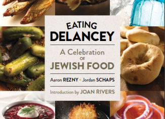 Joan Rivers wrote the intro of the Jewish food book just few months before she died