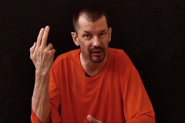 John Cantlie, an experienced journalist and photographer, has twice been held captive in Syria