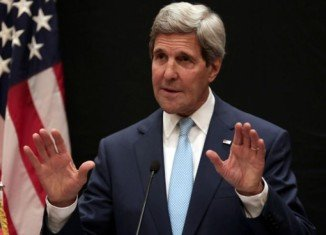 John Kerry has started a Middle East tour to build support for action against ISIS