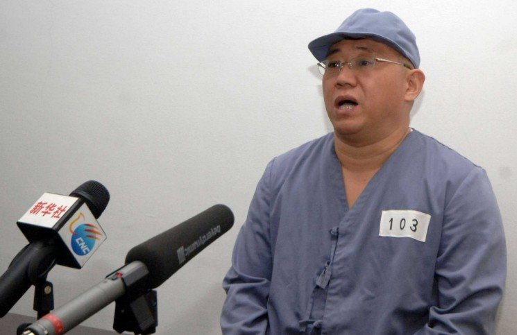 Kenneth Bae has been held in North Korea since 2012 and is currently in a labor camp outside Pyongyang 745x483 photo
