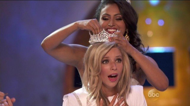 Miss New York Kira Kazantsev has been crowned as Miss America for 2015