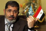 Mohamed Morsi is being charged with handing over Egypt's security documents to Qatar