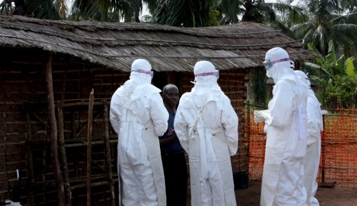 More than 1,900 people have now died in West Africa's Ebola outbreak