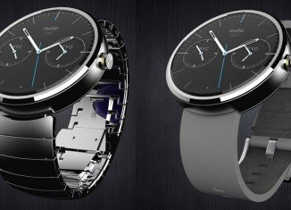 Motorola says Moto 360 offers a stylish design after a series of unappealing wearable tech launches by its rivals