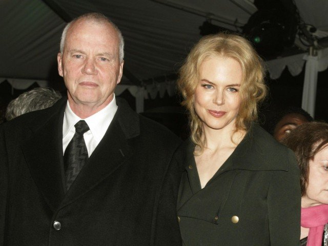 Nicole Kidman's father passed away at 75 after falling in a hotel during a visit to Singapore