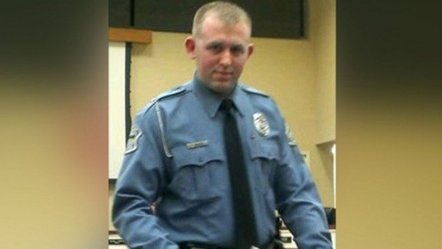 Officer Darren Wilson shot and killed black teenager Michael Brown in Ferguson