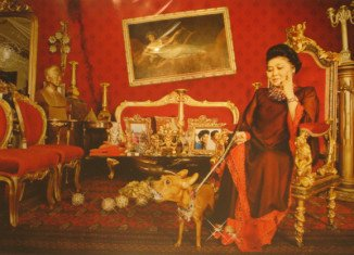 Paintings belonging to Imelda Marcos have been seized by Philippine authorities who claim they were acquired with stolen state funds