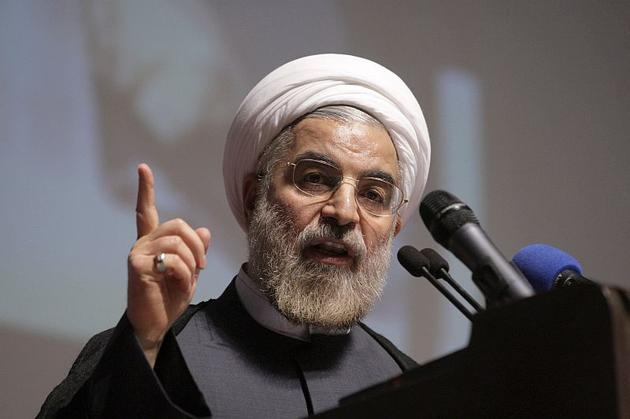 President Hassan Rouhani has urged Iran's clerics to be more tolerant of the internet and new technologies photo