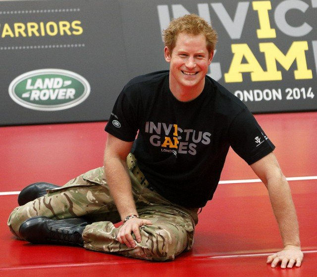 Prince Harry had two celebrations on September 15, his 30th birthday and the success of the Invictus Games
