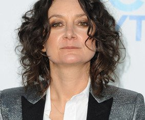 Sara Gilbert has announced her pregnancy on her CBS show The Talk