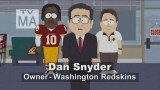 South Park creators are set to skewer the Washington Redskins over its use of the name in an upcoming episode of the highly satirical show