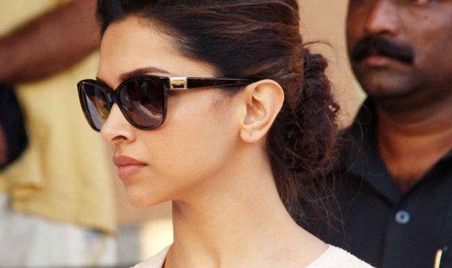 The Times of India has sparked anger among Bollywood stars after it published a photo and report on actress Deepika Padukone's cleavage