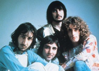 The Who is one of the most influential rock bands of the 20th Century