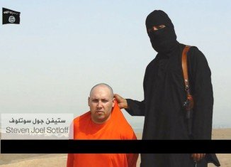 The video showing the killing of American journalist Steven Sotloff by ISIS militants has been confirmed as authentic