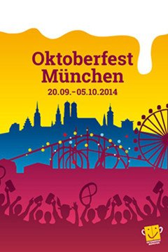This year's Oktoberfest runs from September 20 to October 5 in Munich
