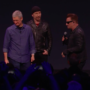 U2's first album in five years offered for free to iTunes users