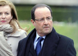 Valerie Trierweiler has revealed she swallowed sleeping pills after confronting Francois Hollande over his affair with Julie Gayet