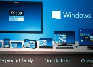 Windows 10 will run on a wide range of devices, from phones and tablets to PCs and Xbox games consoles, with applications sold from a single store