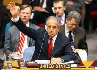 Zalmay Khalilzad was US ambassador to Iraq and Afghanistan between 2003 and 2007