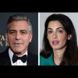Amal Alamuddin reportedly quit smoking after she started dating George Clooney