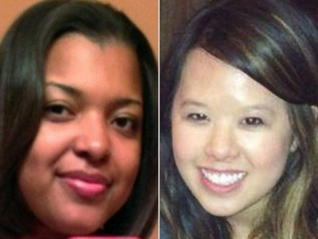 Amber Joy Vinson and Nina Pham were infected with Ebola while caring for Thomas Eric Duncan in Dallas hospital