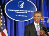 An armed contractor with violent criminal record got in the elevator with President Barack Obama during his visit at CDC in Atlanta
