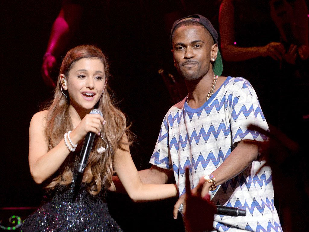 ariana grande and big sean relationship with