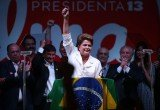 Brazil's President Dilma Rousseff has been re-elected for a second term after securing more than 51 percent of votes in the closest election race in many years