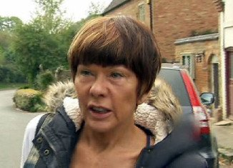 Brenda Leyland was accused of targeting internet abuse at the family of Madeleine McCann