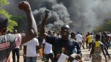 Burkina Faso army has announced emergency measures after a day of violent protests