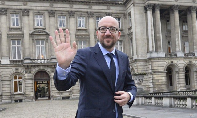 Charles Michel has become Belgium's youngest prime minister since 1841