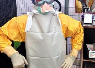 Dr. Craig Spencer treated Ebola patients while working for the charity Medecins Sans Frontieres in Guinea