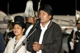 Evo Morales has overseen strong economic growth since taking office in 2006