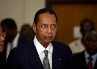 "Former Haiti President Jean-Claude ""Baby Doc"" Duvalier has died of a heart attack in the capital Port-au-Prince at the age of 63"